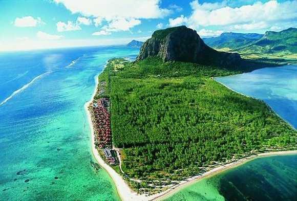 Олений остров. Маврикий
