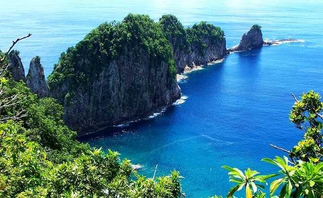 Таинственные острова Самоа