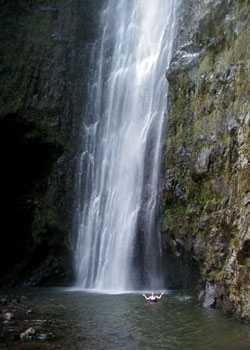 Водопады долины Халава