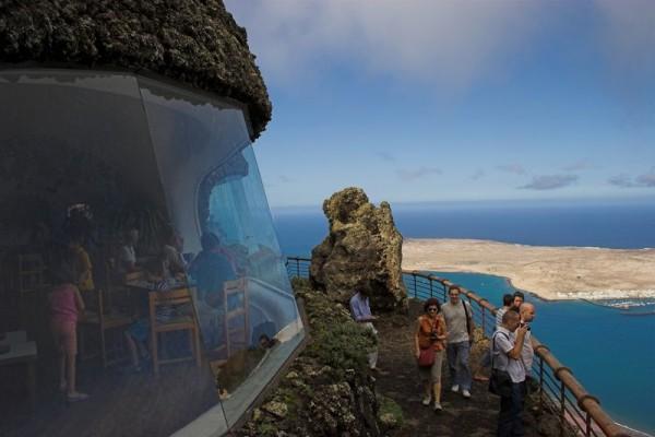 Смотровая площадка Мирадор дель Рио