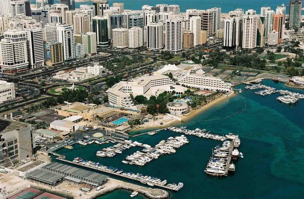 Как оформить визу в Абу-Даби