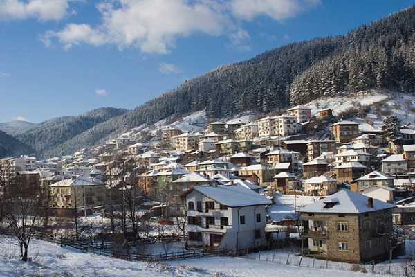 Болгария. Горнолыжные курорты