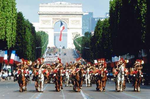 Франция: общая информация о стране