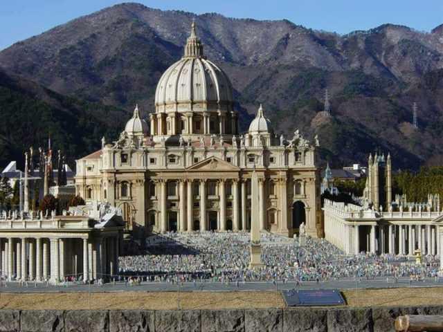 Топ 10 Самые большие церкви мира