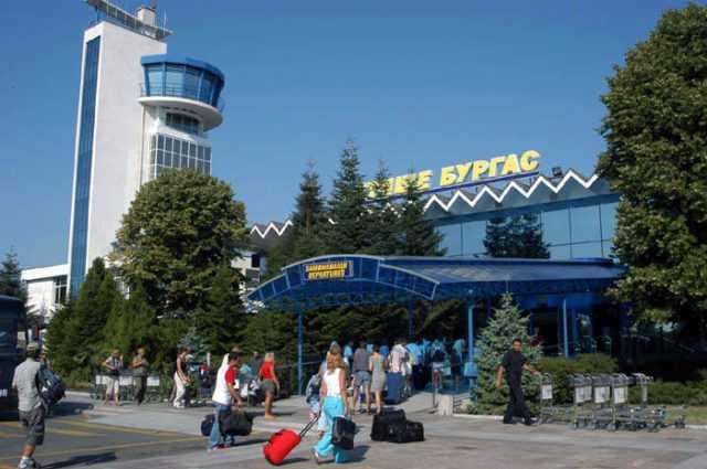 Аэропорт Бургаса: отзыв