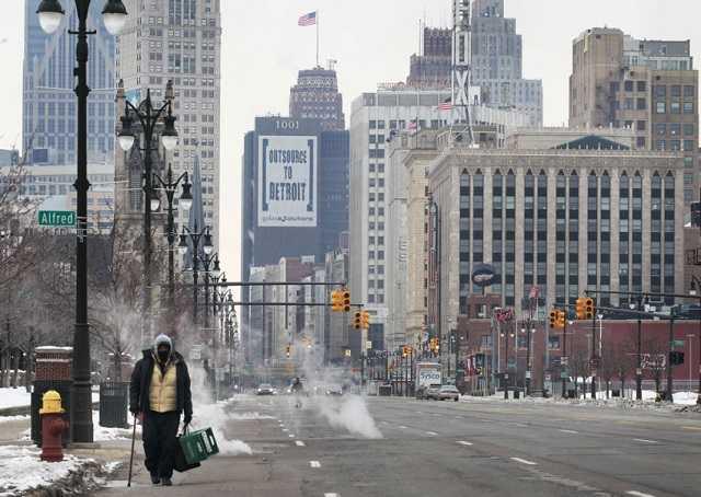 Детройт: город-призрак