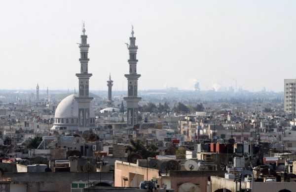 хомс сирия