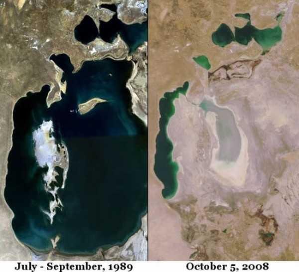 аральское море катастрофа