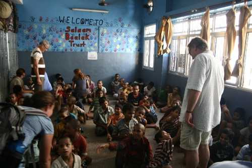 волонтерские программы в Индии