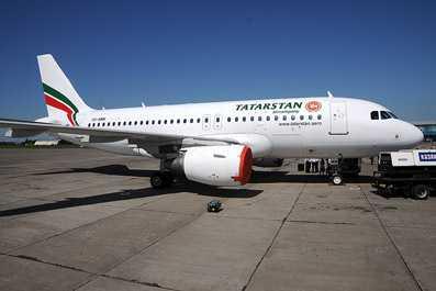 Авиакомпания «Татарстан» прекращает полеты