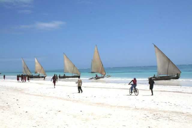 лучшие пляжи в Танзании