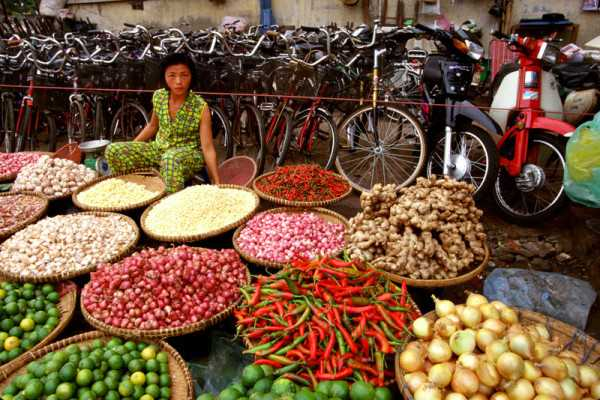 вьетнам: хошимин