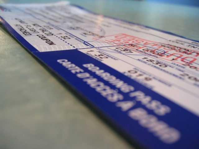 Типы билетов и их покупка