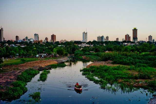 Парагвай отменяет визы для Россиян