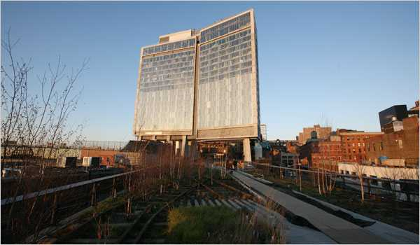 The Standard High Line 4*, Нью-Йорк