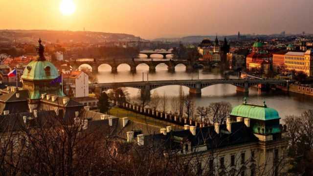 Самостоятельное путешествие в Прагу