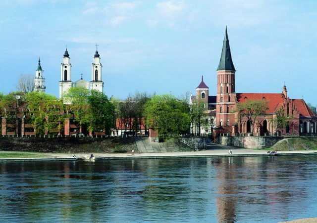 Туристическая виза в Литву