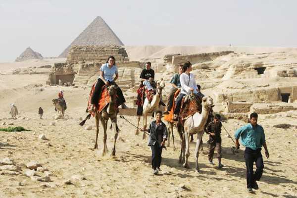 Советы для туристов: Египет