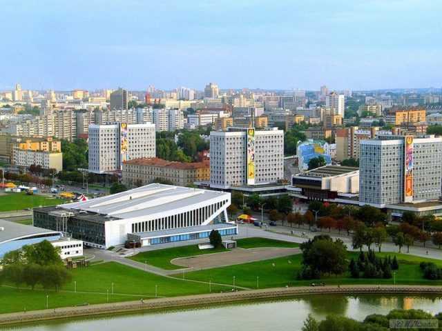 Авиабилеты в Минск