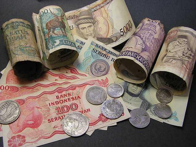 Запрет доллара в Индонезии