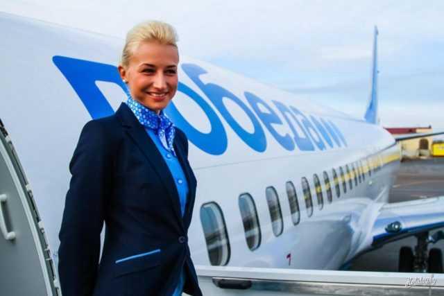 Новые рейсы авиакомпании «Победа»