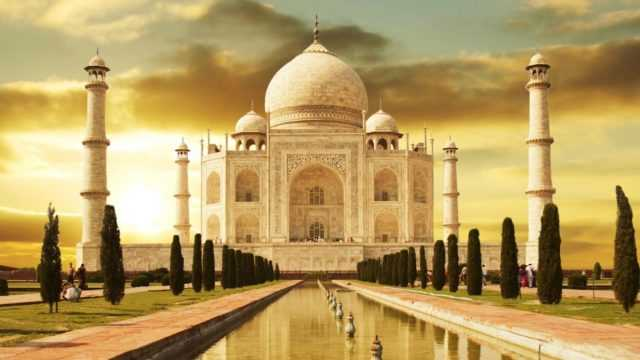 В Индию с электронной визой