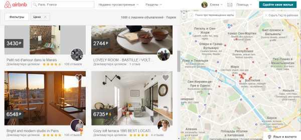О сервисе Airbnb и купон на скидку в качестве бонуса