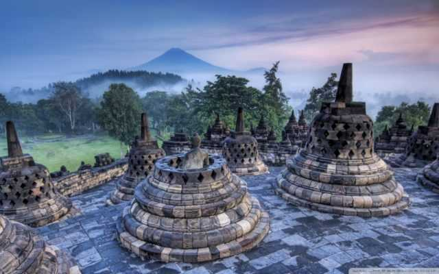На отдых в Индонезию
