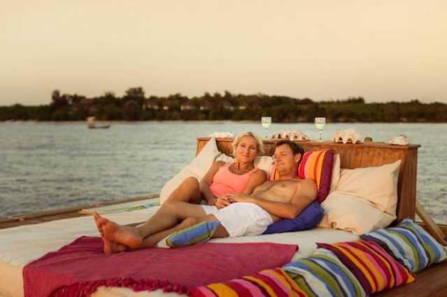 the manta resort