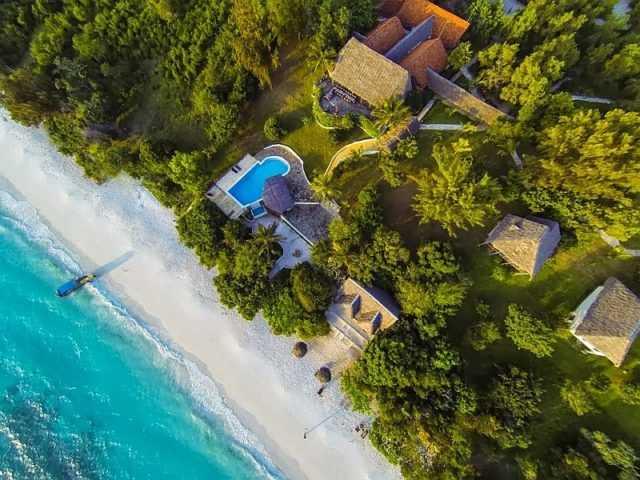 комплекс the manta resort