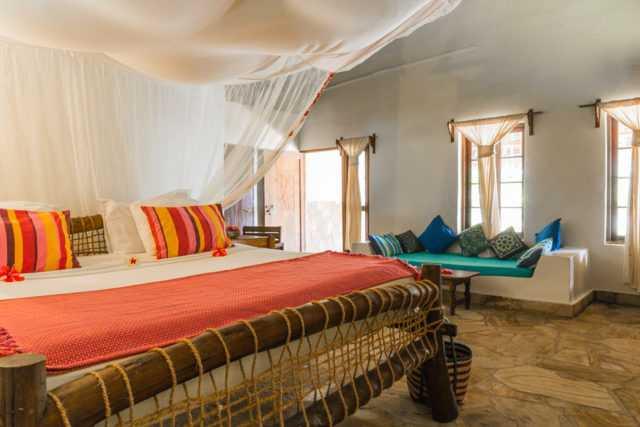 отель the manta resort