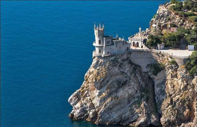 Сказочный полуостров ( Курорты Крыма)