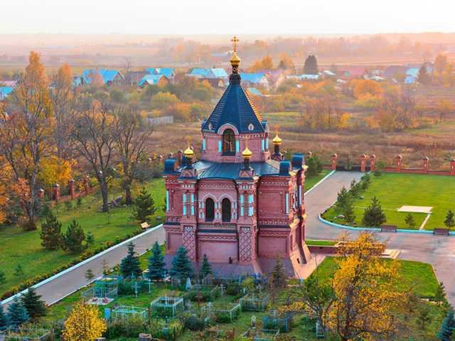 Золотое кольцо России: в гостях у сказки
