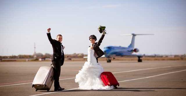 свадебное путешествие куда