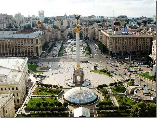 Выбираем гостиницы Киева на любой вкус