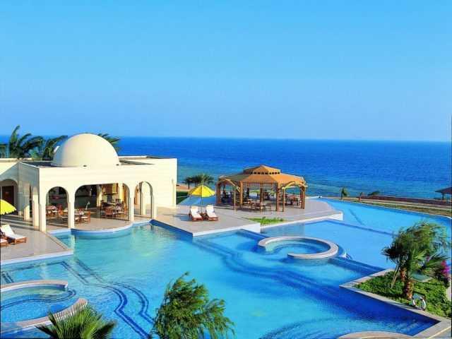 Цены на египетские отели упали в 10 раз