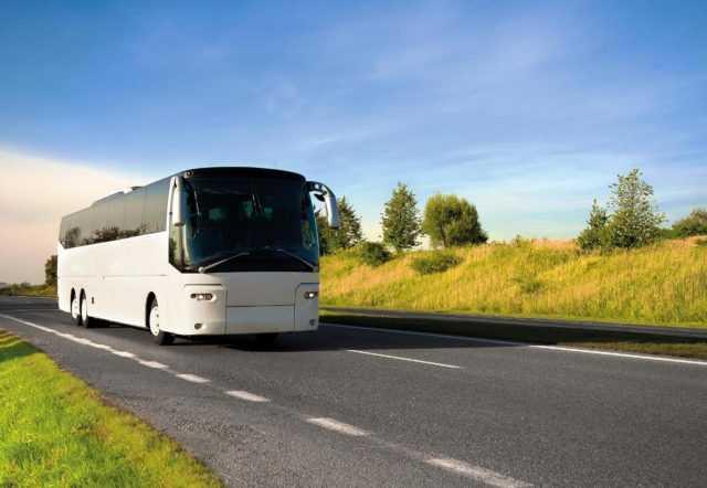 Взять автобус напрокат