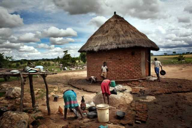 Путешествие в Зимбабве