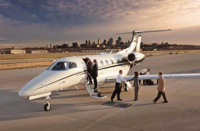 Что такое бизнес-авиация