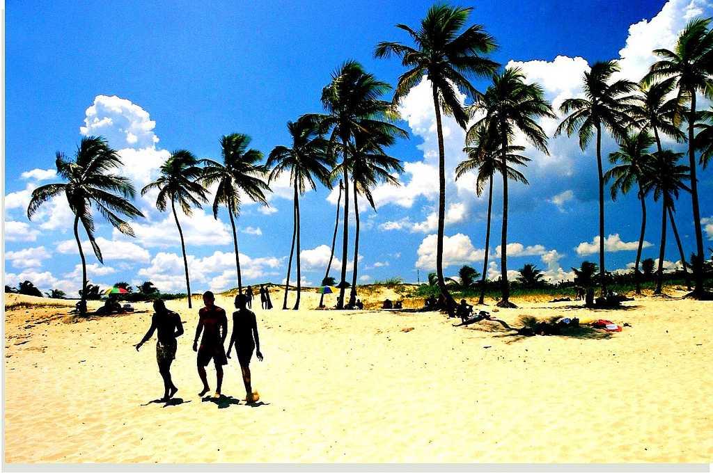 Куба: остров вечного праздника