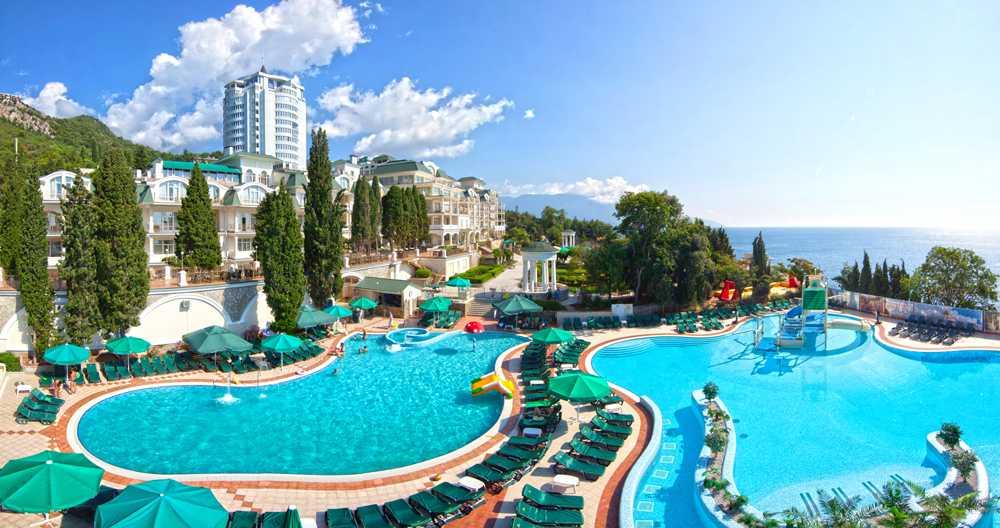 ТОП-5 лучших отелей Ялты