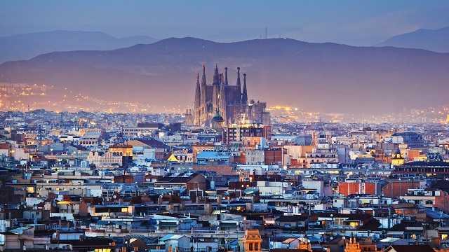 Дешево в Барселону