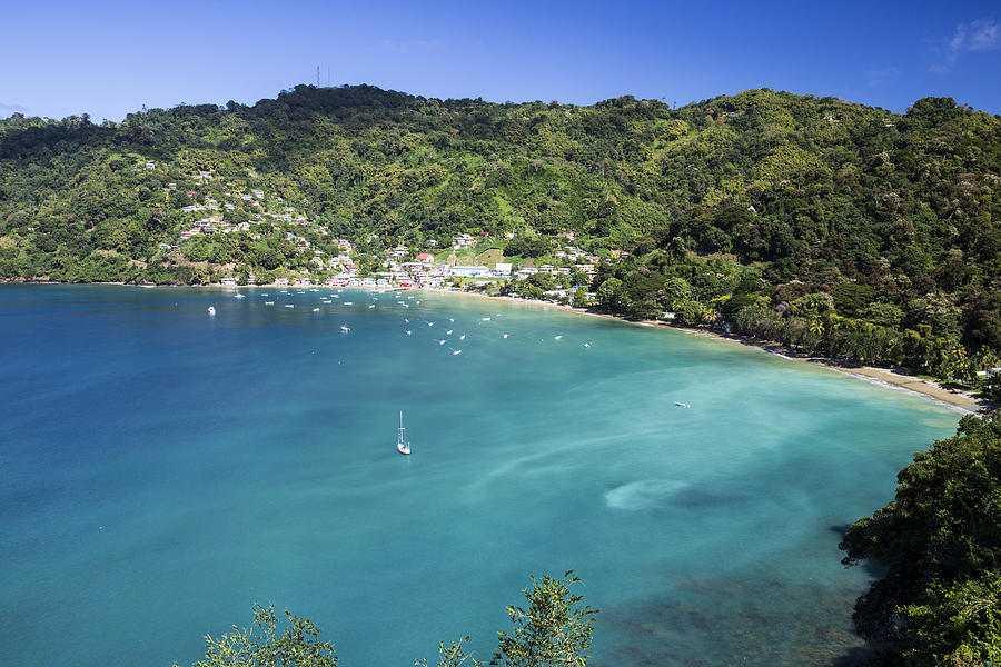 Тринидад и Тобаго весной