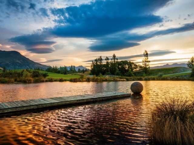 Мазурские озера весной