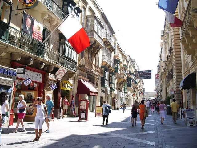 улица Республики Мальта