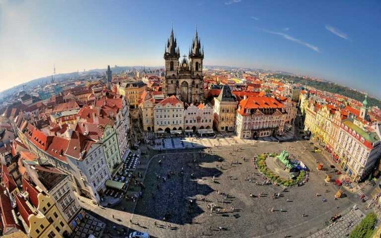 Чехия: достопримечательности, пиво, замки