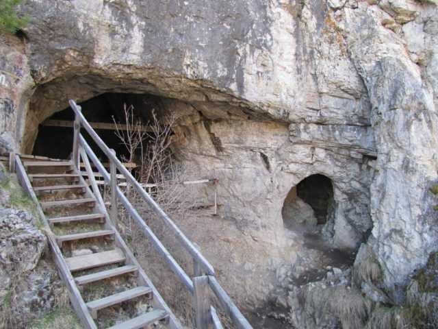 пещеры Алтая Черный Ануй