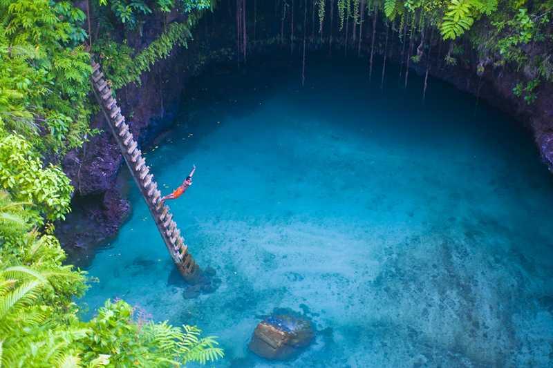 Самоа без визы