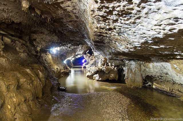 Пещера Абраскила