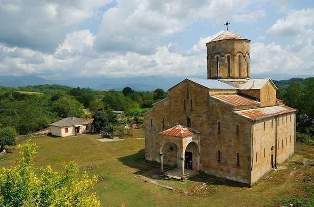 Успенский собор в селе Моква